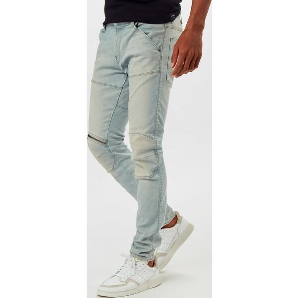 G-Star RAW Jeansy '5620 3D Zip Knee Super Slim' GST0680011000005
