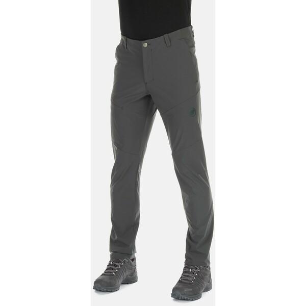 Mammut RUNBOLD PANTS Spodnie materiałowe dark grey M7342E00N