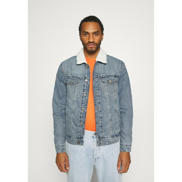 Only & Sons ONSLOUIS LIFE Kurtka jeansowa blue denim OS322T0A6