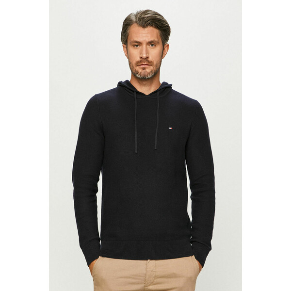 Tommy Hilfiger Sweter 4900-BLM0WH