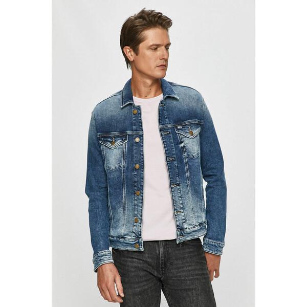 Tommy Jeans Kurtka jeansowa 4900-KUM014