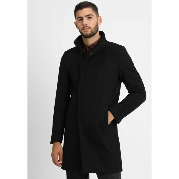 Only & Sons ONSOSCAR COAT Płaszcz wełniany /Płaszcz klasyczny black OS322T047