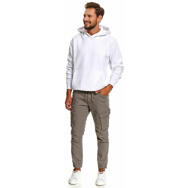 Top Secret spodnie joggery tkaninowe SSP3658