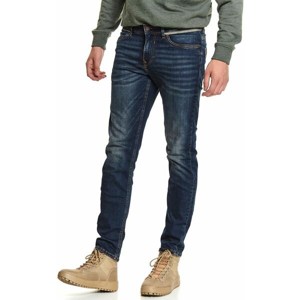Top Secret spodnie denim o kroju regular SSP3631