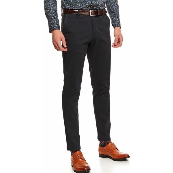 Top Secret spodnie chino z gładkiej tkaniny o kroju regularnym SSP3665