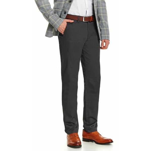 Top Secret spodnie we wzór typu chino slim fit SSP3445