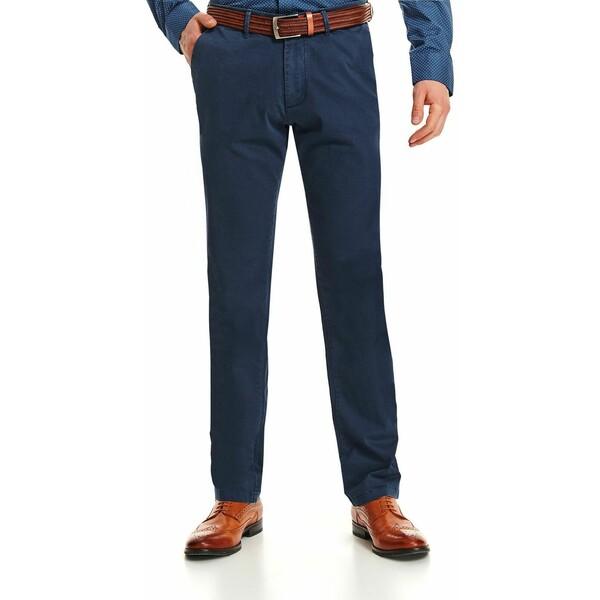 Top Secret spodnie wzorzyste typu chino regular fit SSP3446