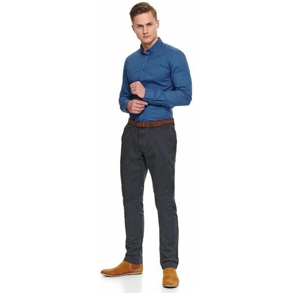 Top Secret spodnie długie męskie chino, regular SSP3450