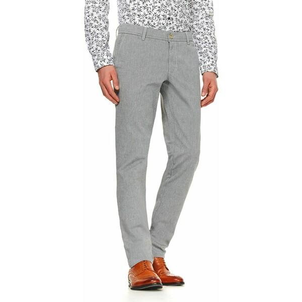 Top Secret spodnie długie męskie chino, slim SSP3479