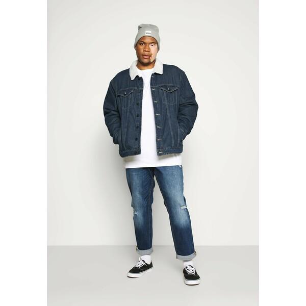 Only & Sons ONSLOUIS LIFE JACKET Kurtka jeansowa blue denim OS322T0A4