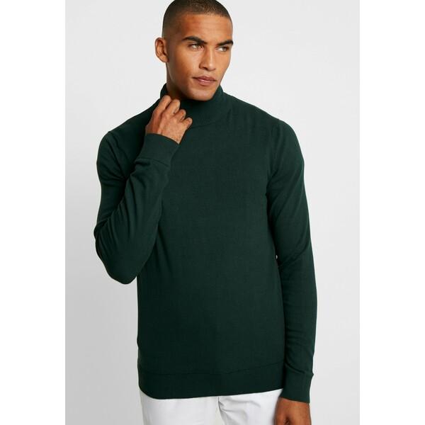 Pier One Sweter dark green PI922Q01E