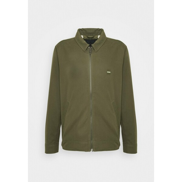 Levi's® HAIGHT HARRINGTON JACKET Kurtka wiosenna dark green LE221000G