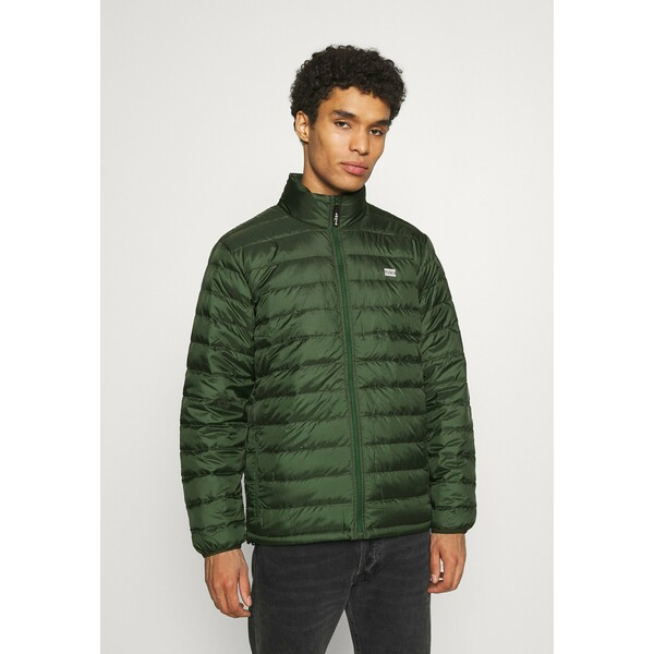 Levi's® PRESIDIO PACKABLE JACKET Kurtka puchowa python green LE222T034