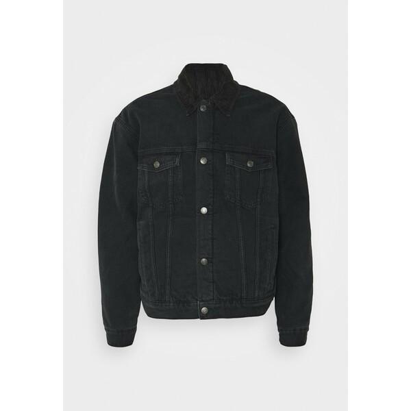 Tommy Hilfiger Kurtka jeansowa black denim TO121000I