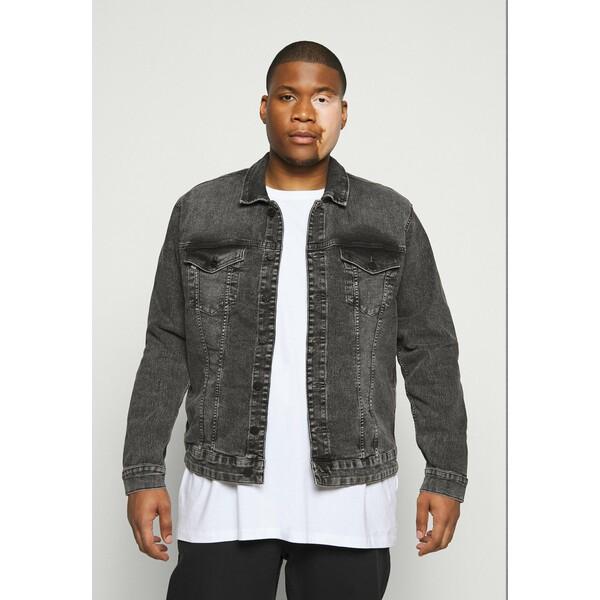 Only & Sons ONSCOME TRUCKER Kurtka jeansowa grey denim OS322T09W