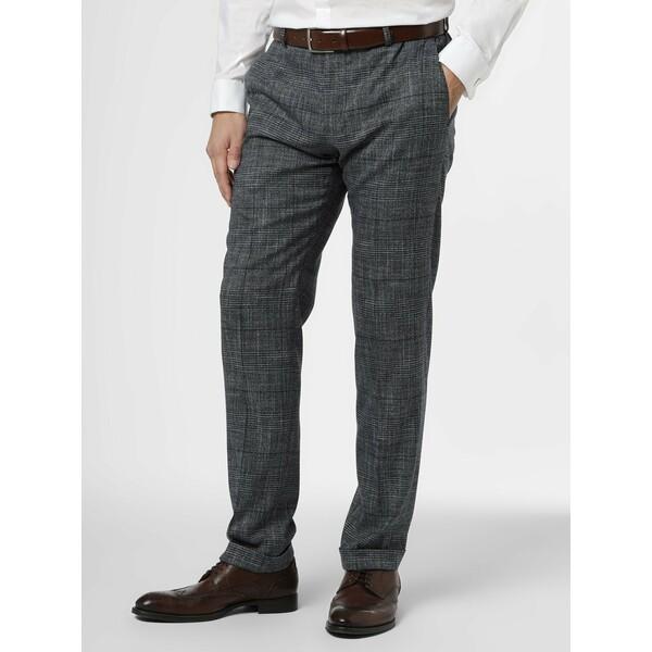 Finshley & Harding Męskie spodnie od garnituru modułowego – Mitch 488438-0001