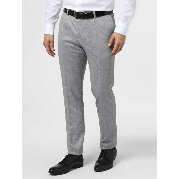 Finshley & Harding London Męskie spodnie od garnituru modułowego – Hudson 485054-0001