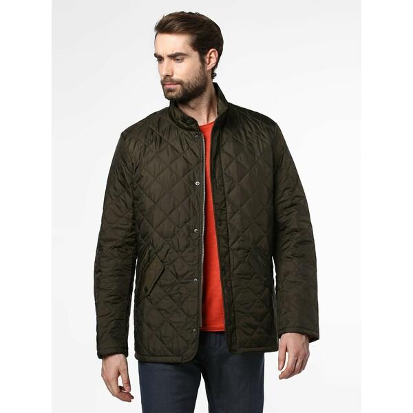 Barbour Męska kurtka pikowana – Chelsea Quilt 462249-0003