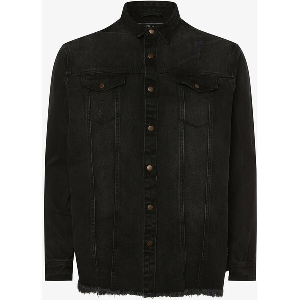 URBN SAINT Męska kurtka jeansowa – Usjackie 469718-0002