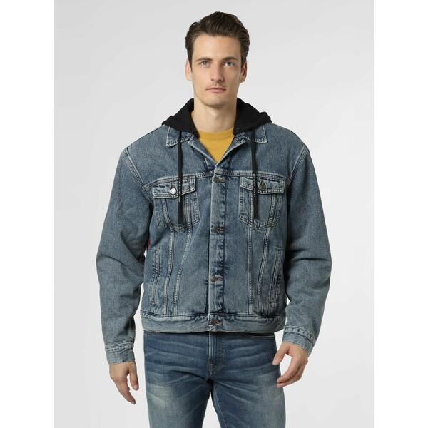 Tommy Hilfiger Męska kurtka jeansowa 482189-0001