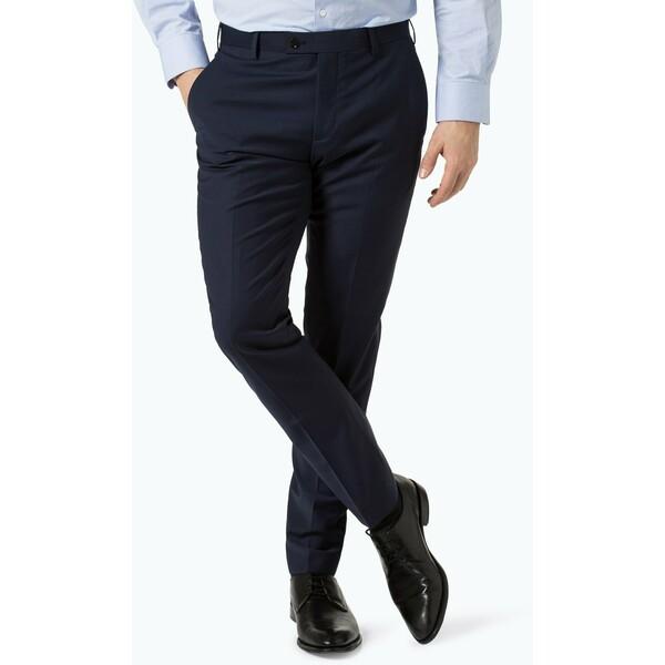 Finshley & Harding Męskie spodnie od garnituru modułowego 391690-0001