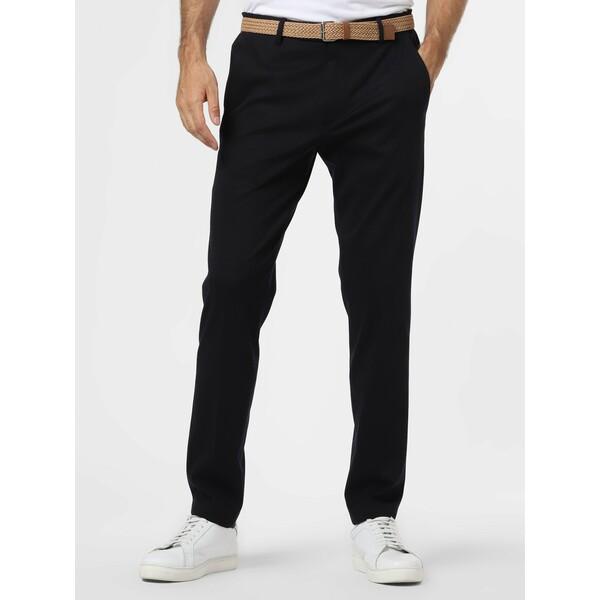 Pierre Cardin Męskie spodnie od garnituru modułowego – Rick FF 487461-0001