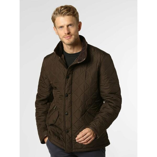 Barbour Męska kurtka pikowana – Powell 295100-0005