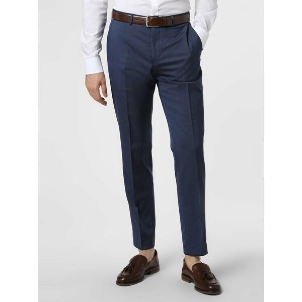 s.Oliver BLACK LABEL Męskie spodnie od garnituru modułowego – s.Opure 464527-0003