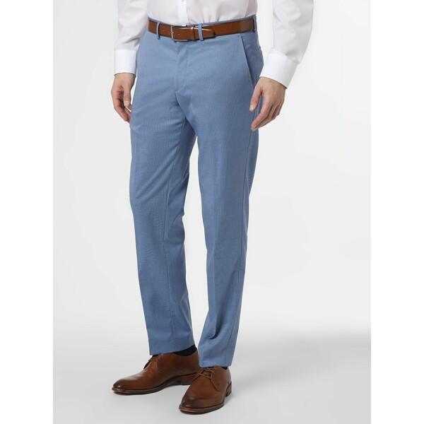 s.Oliver BLACK LABEL Męskie spodnie od garnituru modułowego 464533-0002