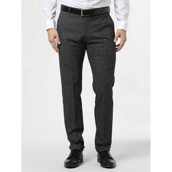 Finshley & Harding Męskie spodnie od garnituru modułowego – Mitch-U 488434-0001