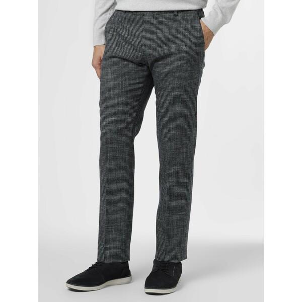 Finshley & Harding Męskie spodnie od garnituru modułowego – Mitch 488441-0001