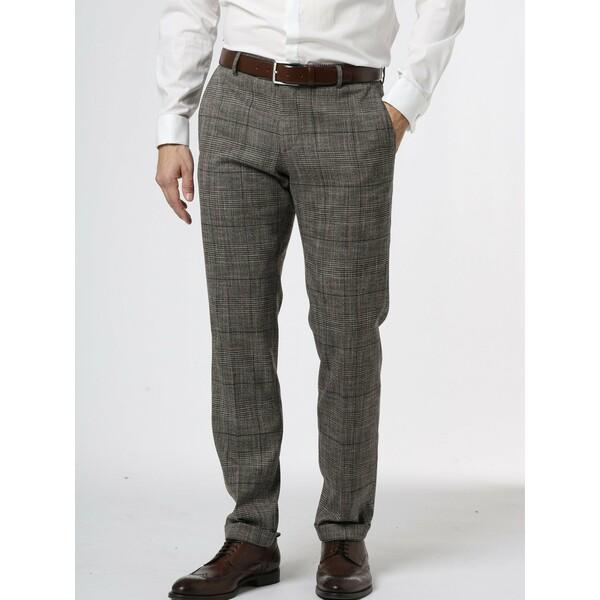Finshley & Harding Męskie spodnie od garnituru modułowego – Mitch U 488453-0001