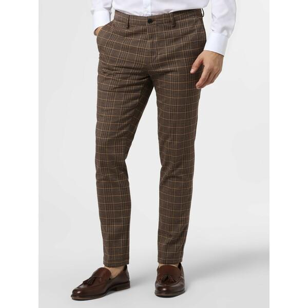 Finshley & Harding London Spodnie męskie – Kyle 488025-0001