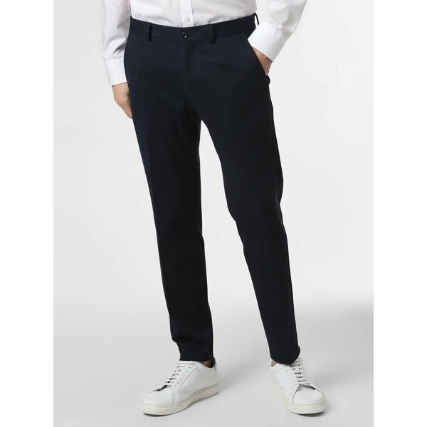 s.Oliver BLACK LABEL Męskie spodnie od garnituru modułowego 464536-0003