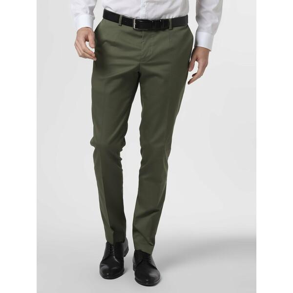 Finshley & Harding London Męskie spodnie od garnituru modułowego – Hudson 467334-0001