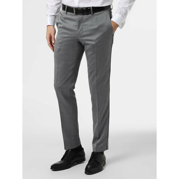 Finshley & Harding London Męskie spodnie od garnituru modułowego – Collins 416652-0001