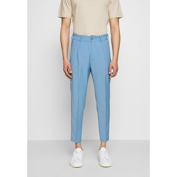 DRYKORN CHASY Spodnie garniturowe blue DR222A033