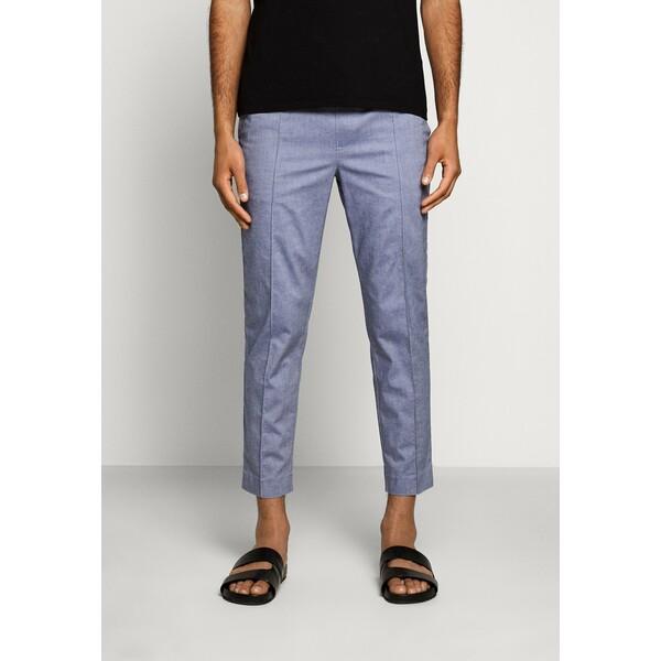 Michael Kors OXFORD MODERN PANT Spodnie materiałowe marine blue 1MI22E02D