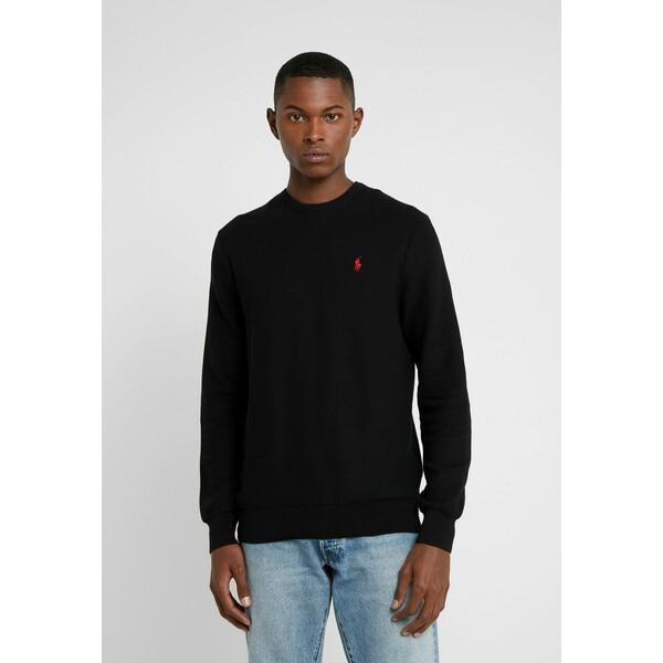 Polo Ralph Lauren LONG SLEEVE Sweter black PO222Q03C