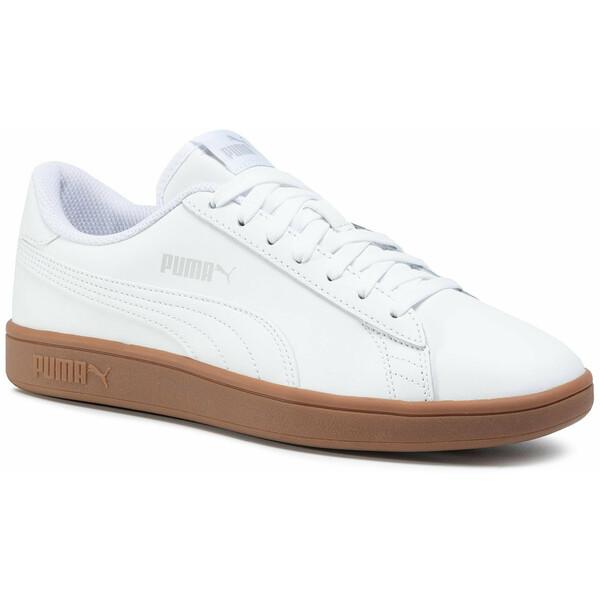Puma Sneakersy Smash V2 L 365215 13 Biały