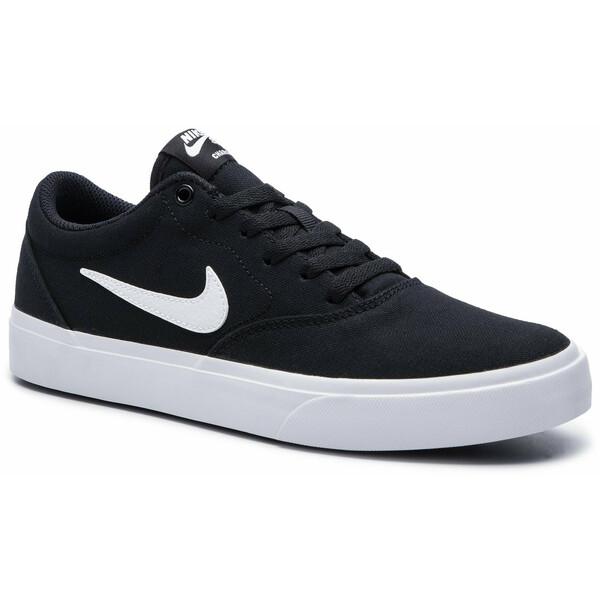 Nike Buty Sb Charge Slr CD6279 002 Czarny