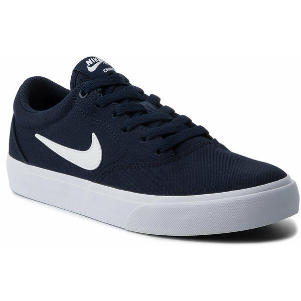 Nike Buty Sb Charge Slr CD6279 400 Granatowy