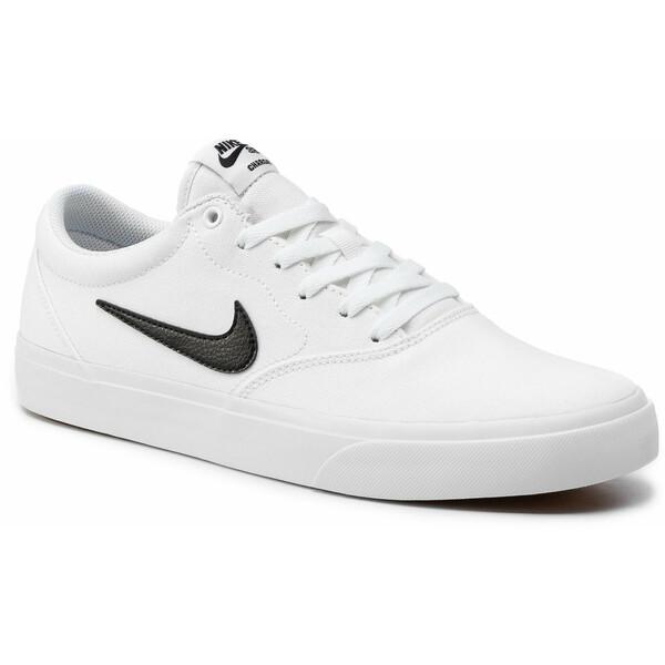 Nike Buty Sb Charge Slr Txt CD6279 101 Biały