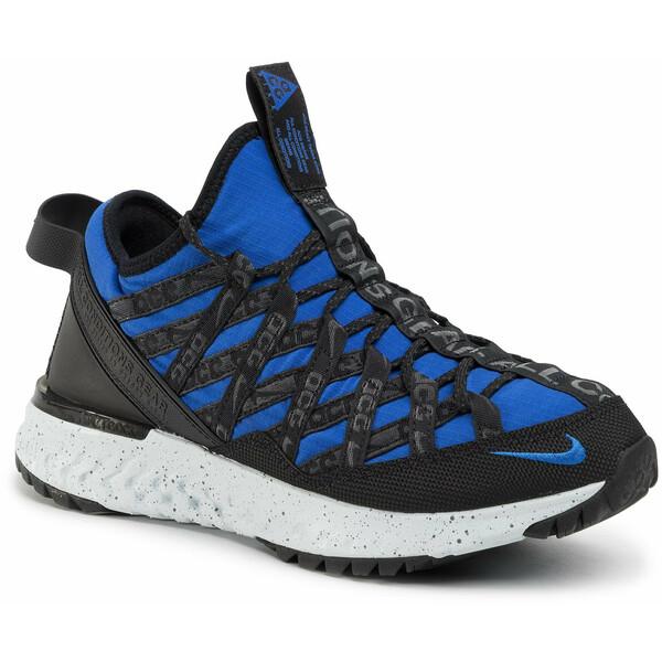 Nike Buty Acg React Terra Gobe BV6344 400 Niebieski