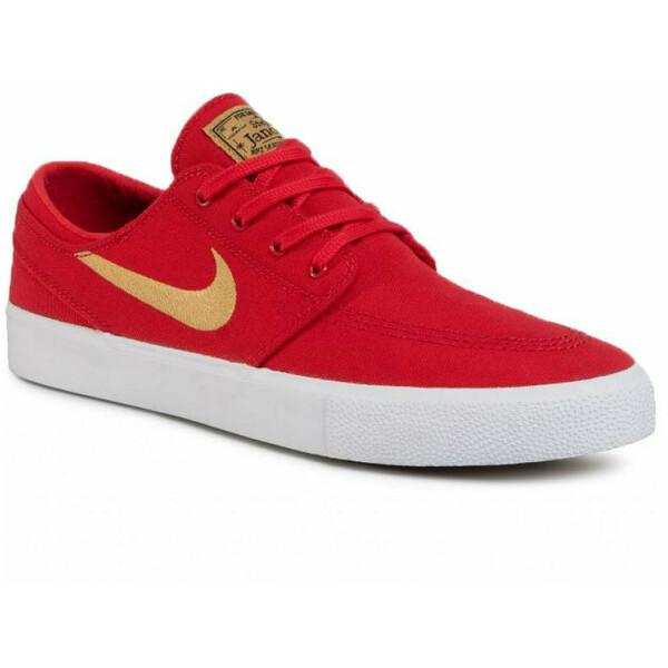 Nike Buty Sb Zoom Janoski Cnvs Rm AR7718 603 Czerwony