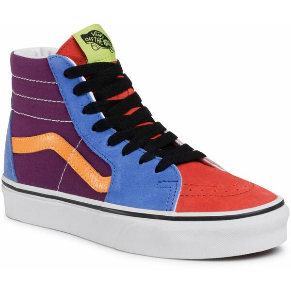 Vans Sneakersy Sk8-Hi VN0A4BV616V1 Kolorowy