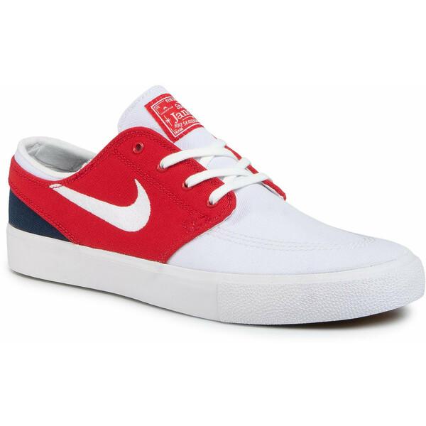 Nike Buty Sb Zoom Janoski Cnvs Rm AR7718 105 Biały