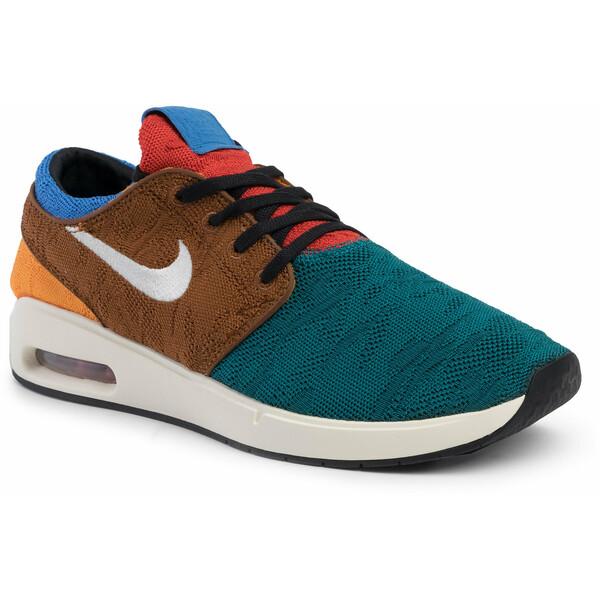 Nike Buty Sb Air Max Janoski 2 AQ7477 301 Kolorowy