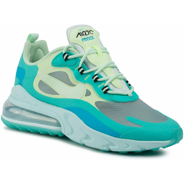 Nike Buty Air Max 270 React AO4971 301 Niebieski