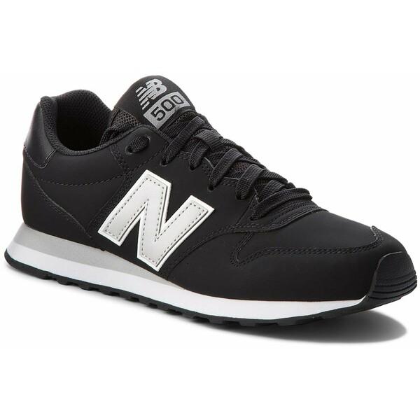New Balance Sneakersy GM500BKG Czarny